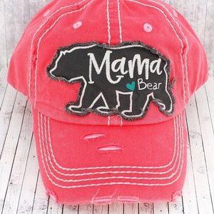Mama bear hats